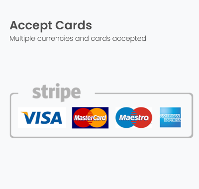 Accept Stripe Payments