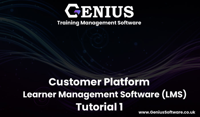 Genius Customer Platform LMS
