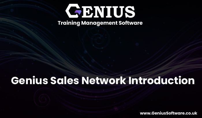Genius Sales Network Intro
